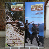 banner stand printing