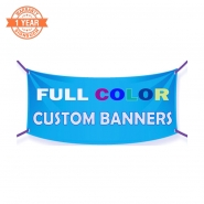 Custom Flag Banners