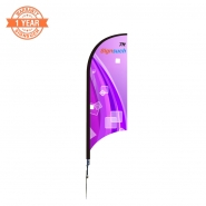 Wave 2.4M Feather Flags Kits